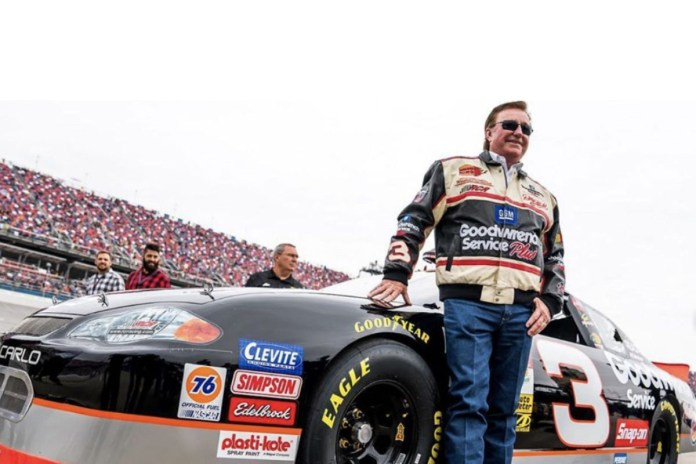 BetMGM Partners with Richard Childress Racing