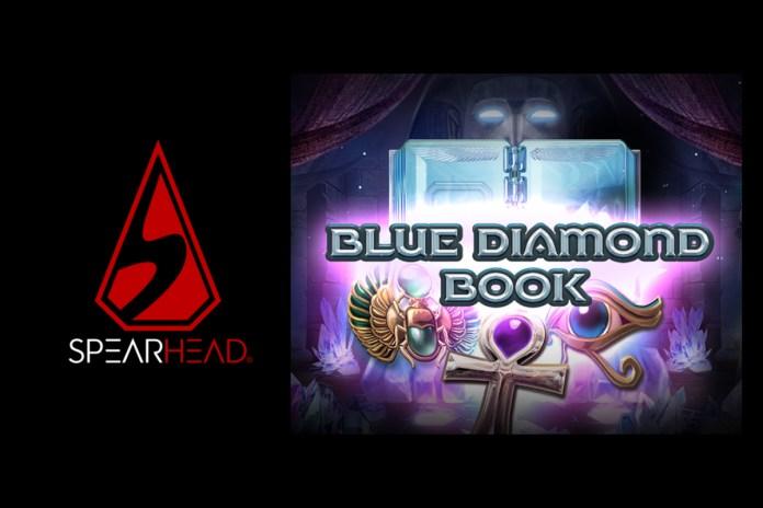 Spearhead Studios introduces Blue Diamond Book