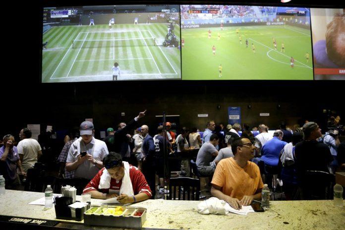 PlayPennsylvania.com: Sportsbooks make first betting volume gains since March