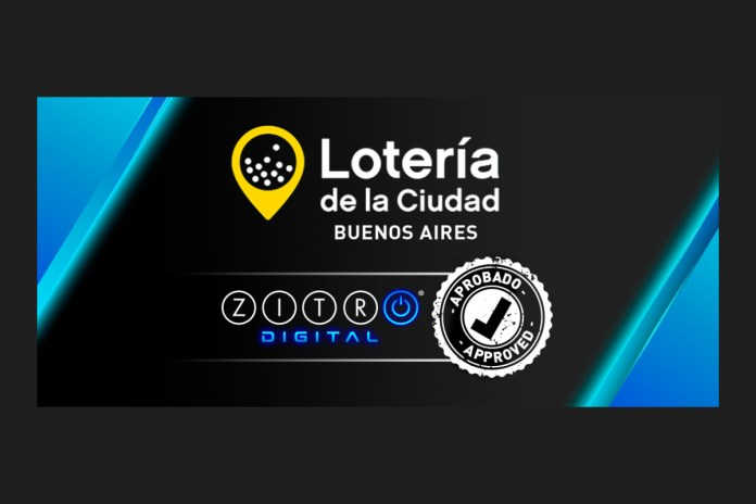 ZITRO DIGITAL GAMES APPROVED BY LOTBA