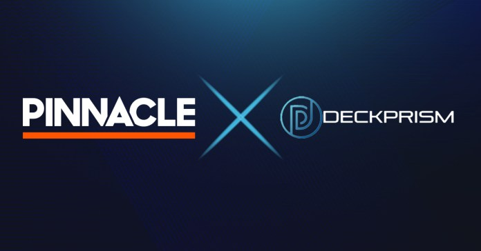 Pinnacle partners with DeckPrism Sports to enhance in-play betting product