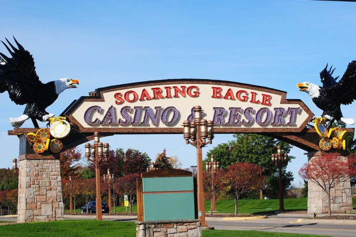GAN Signs Agreement with Soaring Eagle Casino & Resort in Michigan
