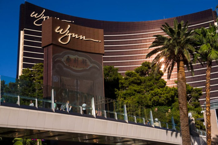 Wynn Resorts Becomes First Operator in Las Vegas Strip to Return to 100% Capacity