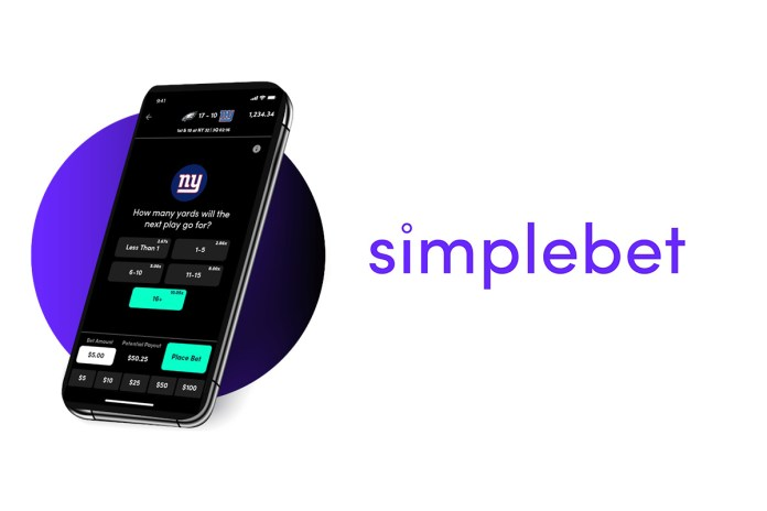 Simplebet and Intralot Launch Real Money Betting on NBA and MLB in Washington and Montana