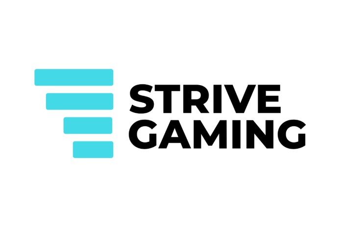 Strive Gaming Launches with Post PASPA Industry Pioneers At The Helm
