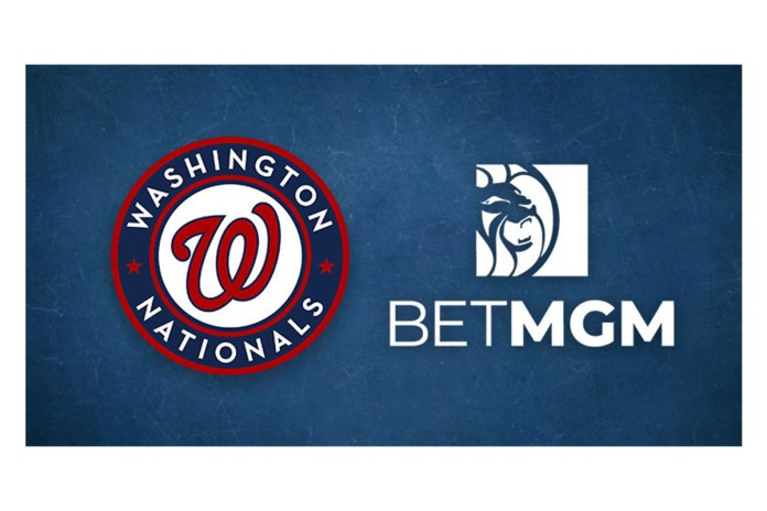 BetMGM Launches Mobile Sports Betting App at Nationals Park