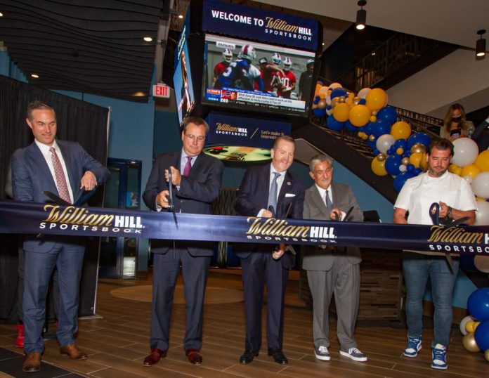 An Industry First, William Hill Sportsbook Officially Opens at Capital One Arena in Washington, D.C.