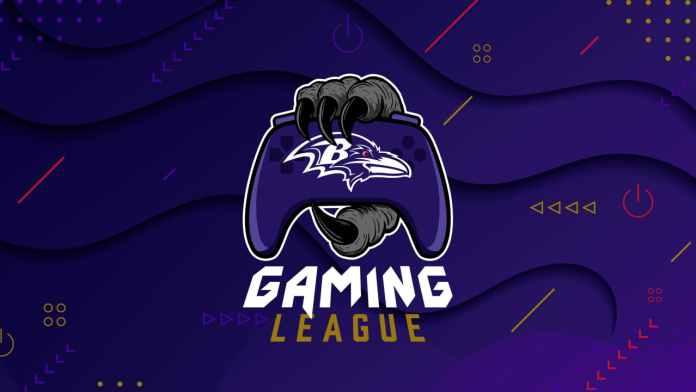 Ravens Launch New eSports Initiative, Ravens Gaming League