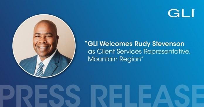 GLI Names Technology Authority Rudy Stevenson New Client Services Representative