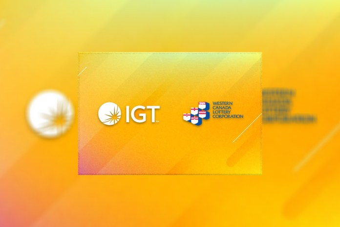 IGT Enhances VLT Footprint in Western Canada with Market-Leading Content and Hardware