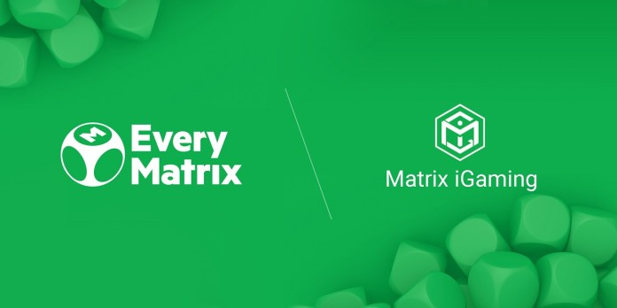 Matrix iGaming joins EveryMatrix RGS solution