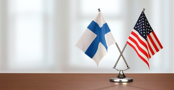 Comparing Finland and the US in online gambling