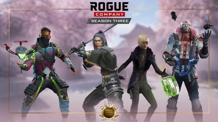 Rogue Company's Japan Themed Season 3 Starts