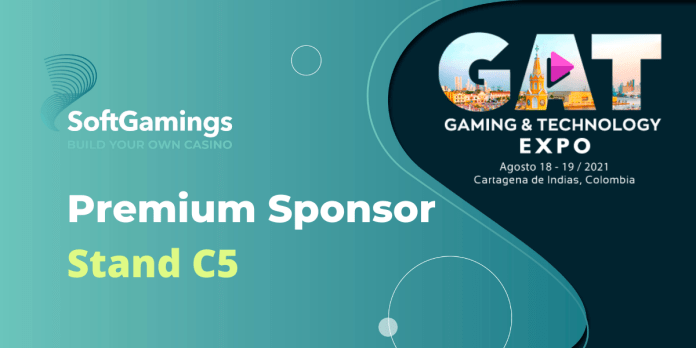 SoftGamings to Participate at the GAT Expo in Cartagena