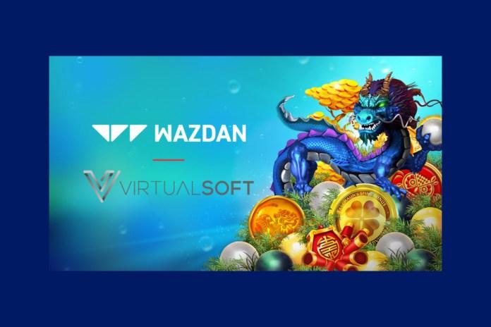 Wazdan secures strategic partnership with Virtualsoft