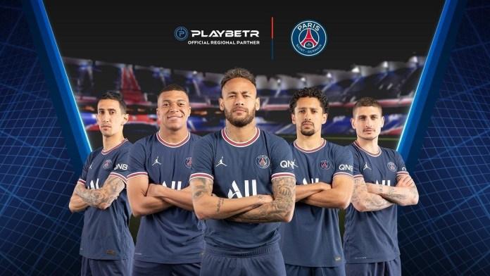 Playbetr Becomes Paris Saint-Germain's Official Regional Online Betting Partner