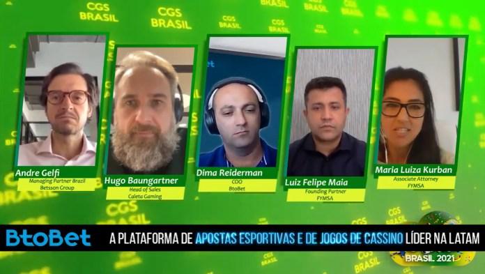 BtoBet-CGS Brazil