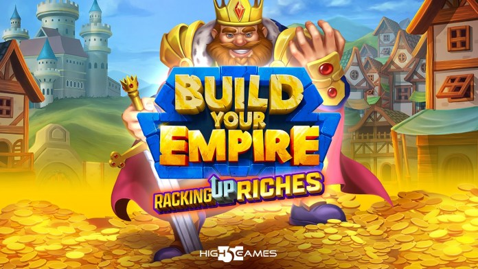 High 5 Games Creates Something Special: Build Your Empire Now Available Worldwide
