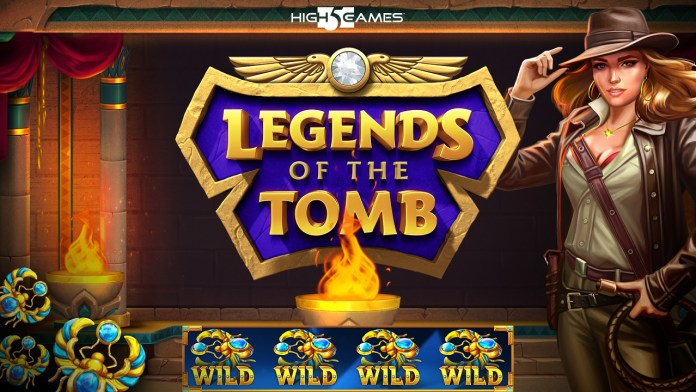 Legends of the Tomb Makes Debut at Online Casinos Worldwide