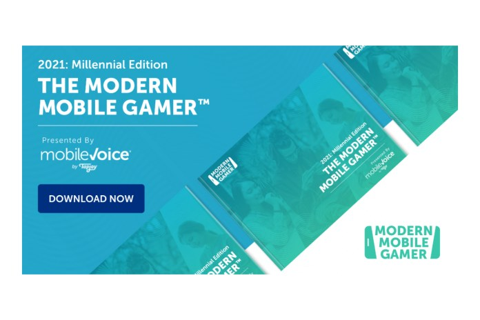 Millennials Game and Shop More on Mobile Than Any Other Platform, According to Tapjoy's Modern Mobile Gamer™ 2021: Millennials Report