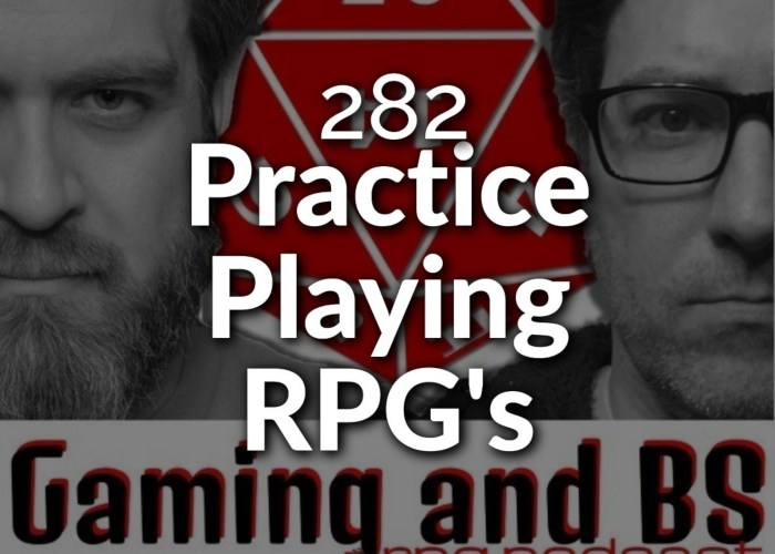 practice playing rpgs