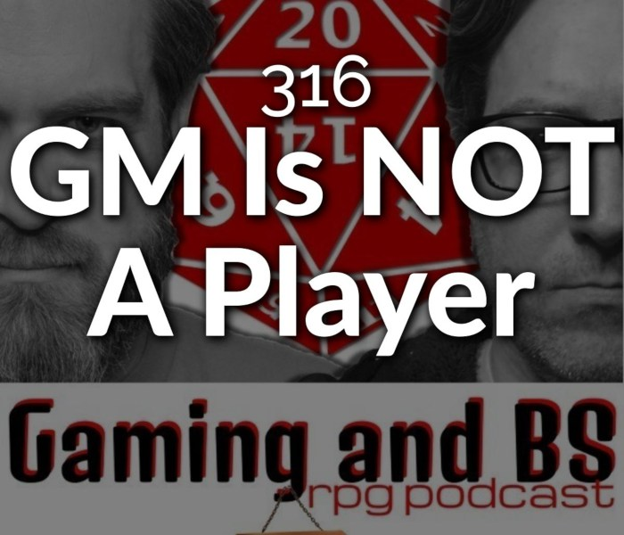 game master is not a player album art