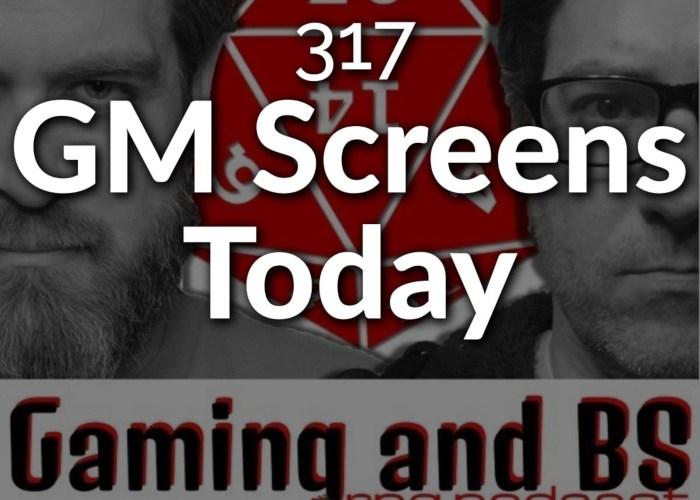 gm screens today album art