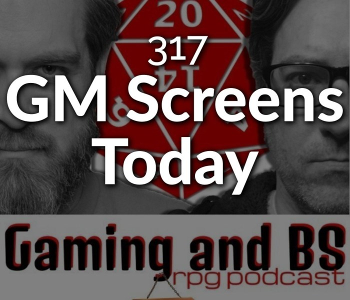 gm screens today album art