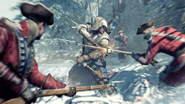 Assassins Creed 3 Wallpapers in HD