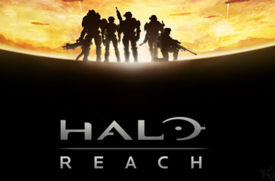 Halo Reach giveaway
