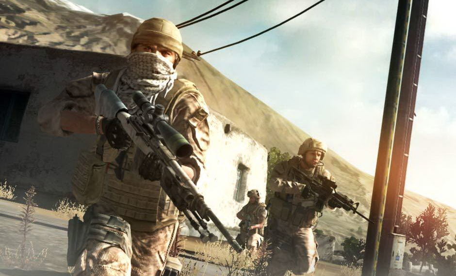 Operation Flashpoint Red River Gets First Gameplay