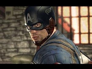 Captain America Super Soldier Pre Order Bonus From