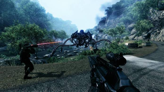 Crysis Remastered (XBLA/PSN) First Footage Looks Great