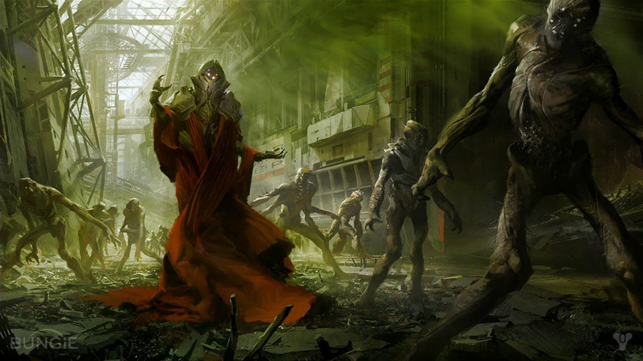 Destiny Concept Art 45