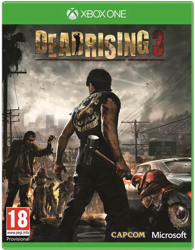 Dead Rising 3 Mega Guide Crafting Weapons Combos Vehicles Leveling Up Attributes