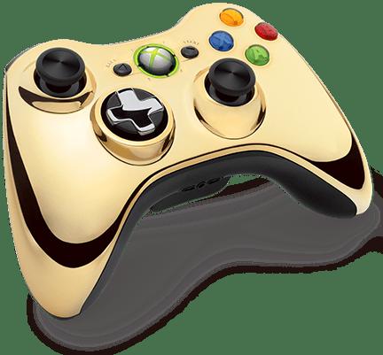 Gold_Chrome_Controller_Right_Tilt