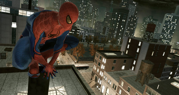 Image result for the amazing spider man game ps4