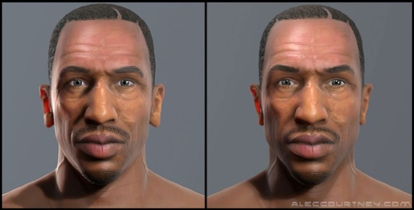 Grand Theft Auto 5: This Is How CJ May Look On The PS4 ...