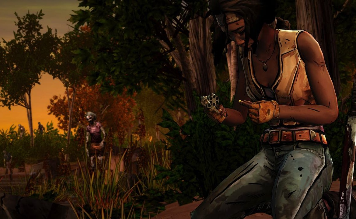 The Walking Dead Michonne Episode One Launches Later This