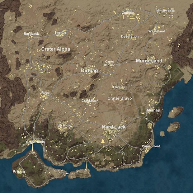 PlayerUnknowns Battlegrounds 10 Patch Datamining Reveals