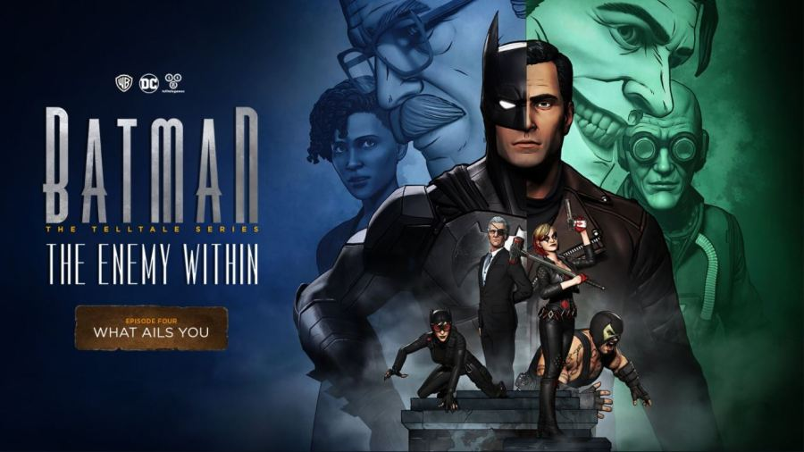 Batman  The Enemy Within Episode 4 Release Date Revealed