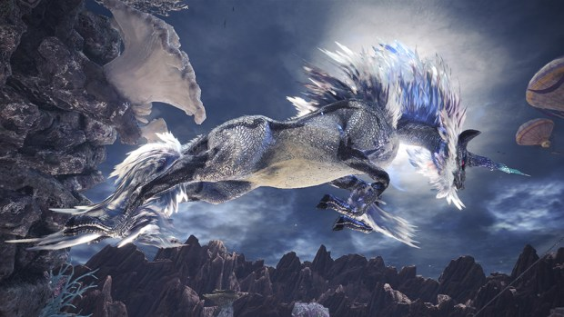 Monster Hunter World Arch Tempered Monsters