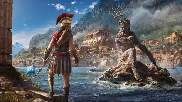 Assassin's Creed Odyssey Will Be Playable in Google Chrome ...