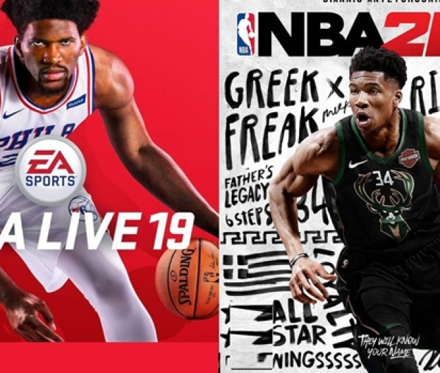 Nba 2k19 Vs Nba Live 19 Head To Head Graphics Comparison A Close Match This Year