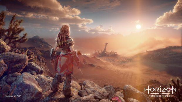 horizon forbidden to the west
