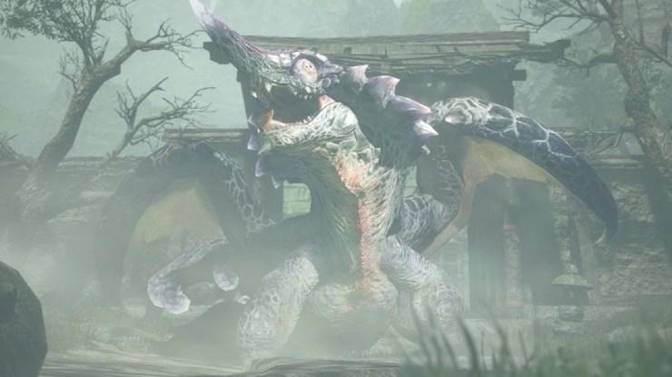 Monster hunter rise post-juego endgame como enfrentar a chameleos