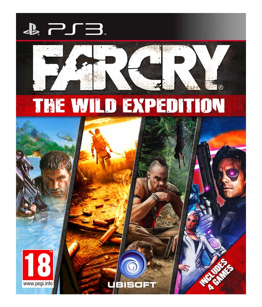 Far Cry The Wild Expedition Gaming Central