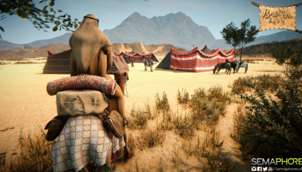 Badiya Might Be The Most Beautiful Procedural Open World Survival Adventure Game Gaming Central