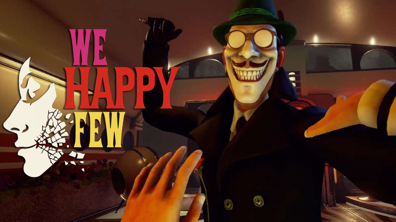 We Happy Few Releasing For PC Xbox One And PS 4 April