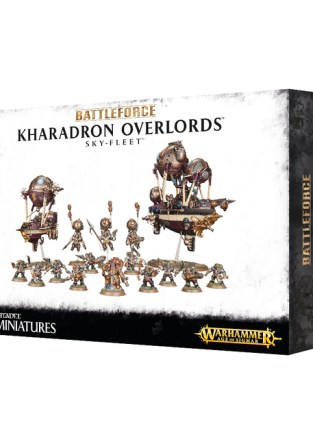 Warhammer Age of Sigmar Kharadron Overlords Sky-Fleet
